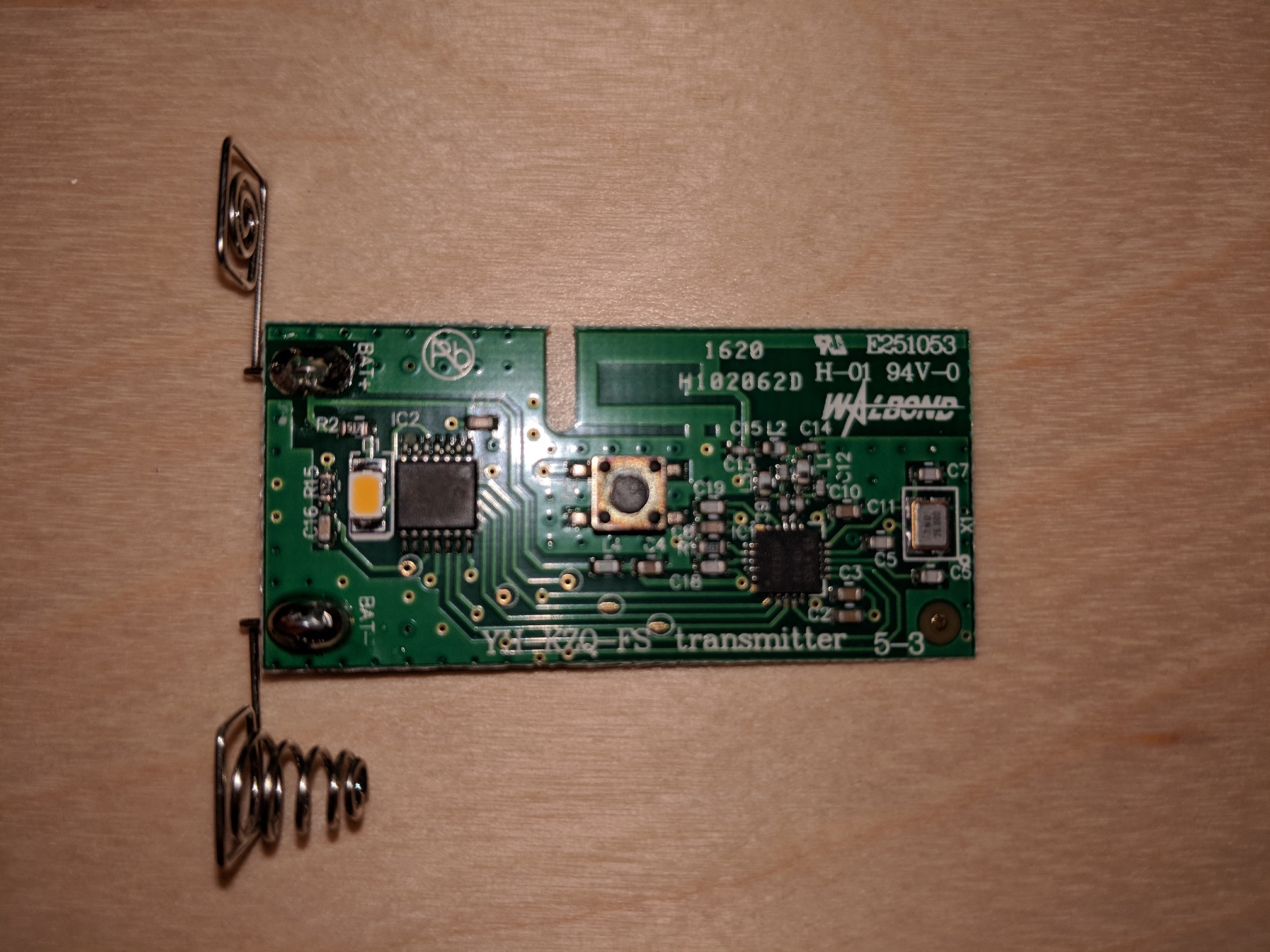 Hacking IKEA Ansluta remote switch to work with Alexa